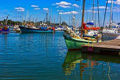 Lymington 26 June 2017 (JamesPDeans.co.uk) Tags: bidefordbd harbour landscape fishingboats england ships lifebelt gb greatbritain boats fishingindustry bd87 prints for sale buoy colour yacht floats unitedkingdom blue digital downloads licence man who has everything britain river reflection wwwjamespdeanscouk hampshire fishingboatregistrations lymington landscapeforwalls europe uk james p deans photography