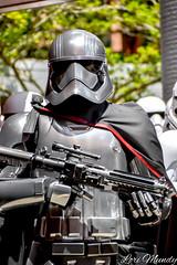 March Of The First Order (disneylori) Tags: captainphasma stormtroopers marchofthefirstorder theforceawakens starwars disneycharacters characters hollywoodstudios waltdisneyworld disneyworld wdw disney
