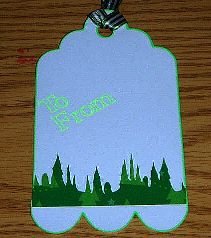 Gift tag #1