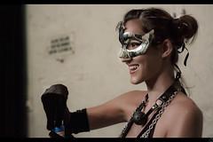 Gisela 2 (draken413o) Tags: female model glamour singapore mask performer zouk alchemy gisela starlight