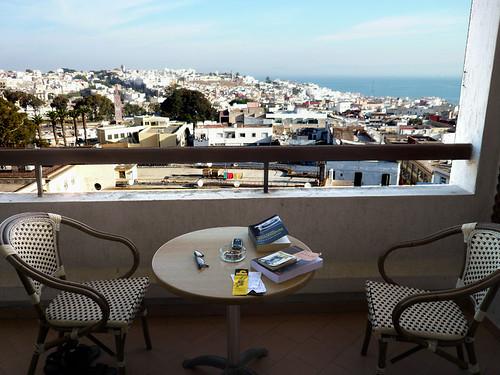 Vista de Tanger
