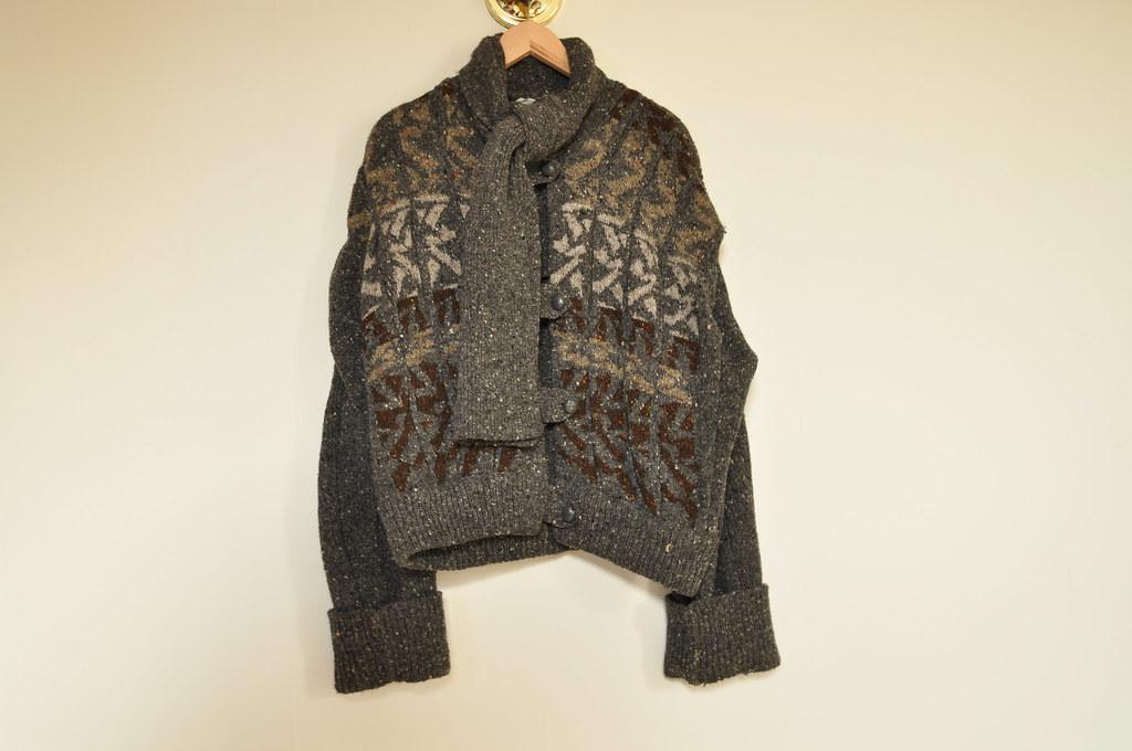 vintage emmanuelle khanh sweater