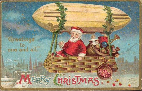 Greetings to one and all