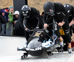 U.S. Olympic Bobsled Team Contenders