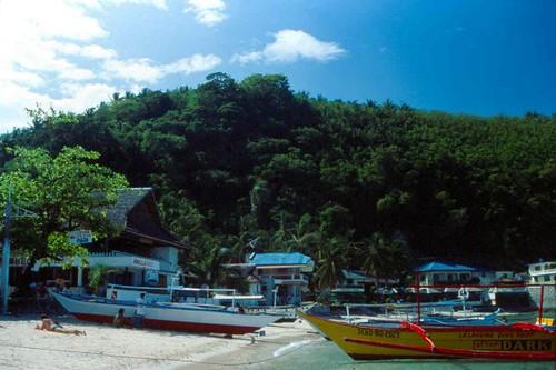 Big Lalaguna Beach, Puerto Galera