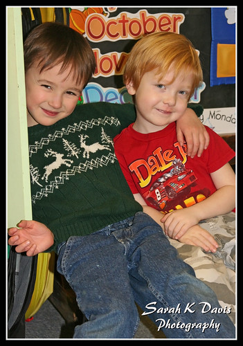 Caden & Sean