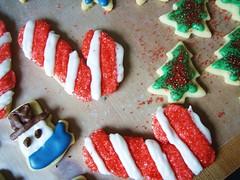 christmas sugar cookies - 11
