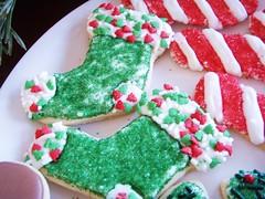 christmas sugar cookies - 42