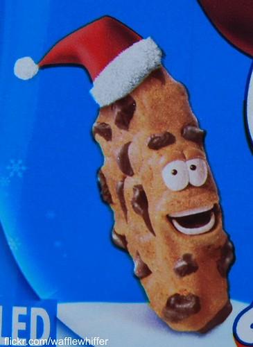 Santa Cookie