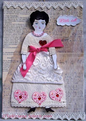 Paper Doll Lottie