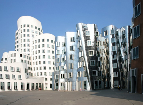 Architect Day: Frank Gehry