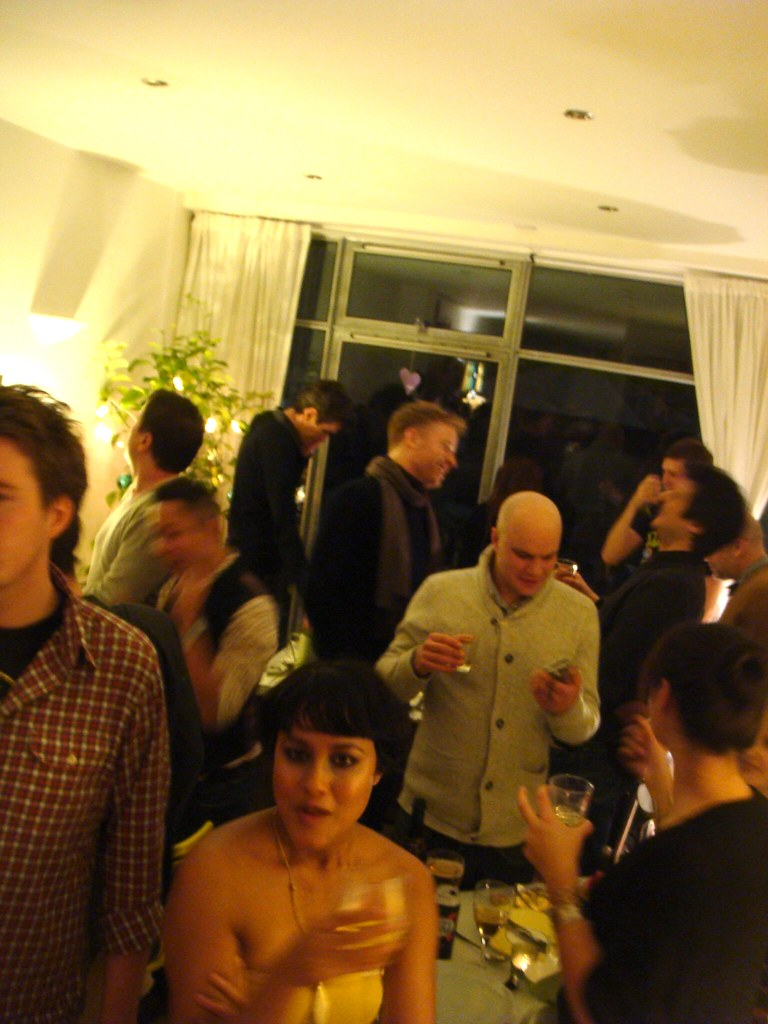 New Year's Eve at Fernandez & Leluu