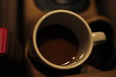 4/365 (uloveLR) Tags: coffee car mug console laurenrandolph