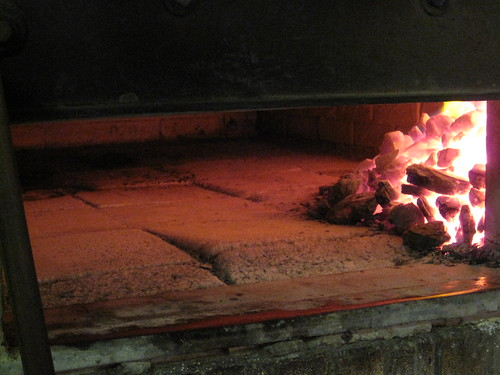 coal-fired oven