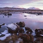 Ranoch Moor Winter
