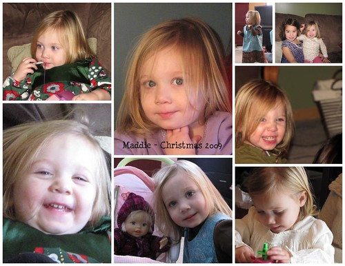 Maddie - Christmas 2009-1