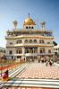 Admiring Akal Takht (photofixation) Tags: history architecture nikon angle wide sigma sikhs gurdwara punjab 1020mm devotees 16mm amritsar sikhism goldentemple d90 darbarsahib harmindersahib takht akaltakht abigfave