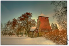 thomasburg (manfred-hartmann) Tags: schnee winter germany kirche explore turm kalt hartmann hdr januar manfred kirchberg lneburg niedersachsen thomasburg peterundpaul