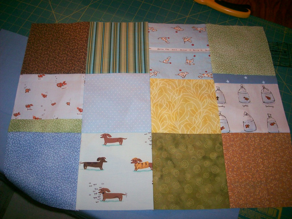Quilting For Benson