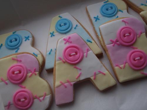Baby Cookies Pink