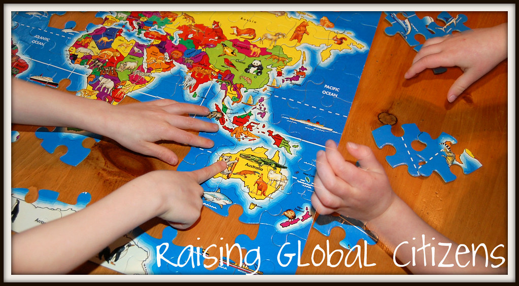 Raising Global Citizens