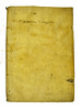 Front cover of binding from Hermes Trismegistus: De potestate et sapientia Dei