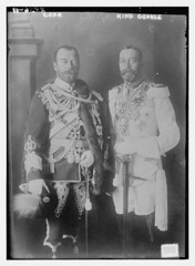 Czar and King George