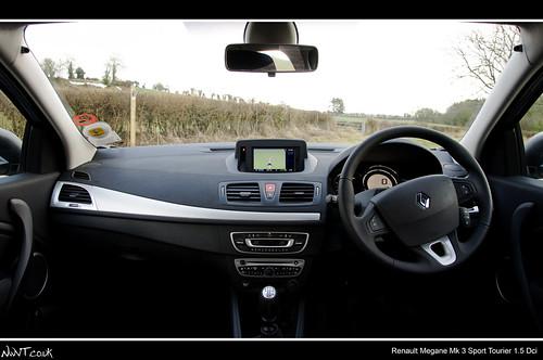 Renault Megane Sport Interior Renault Megane mk 3 Sport