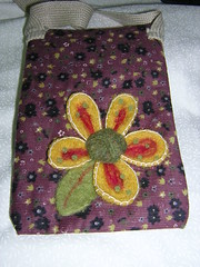 Kindle Case, flower side