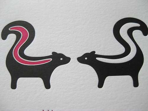 Valentines skunks 3