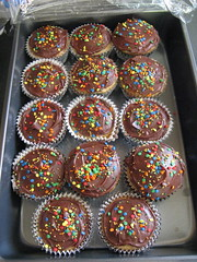 Class cupcakes