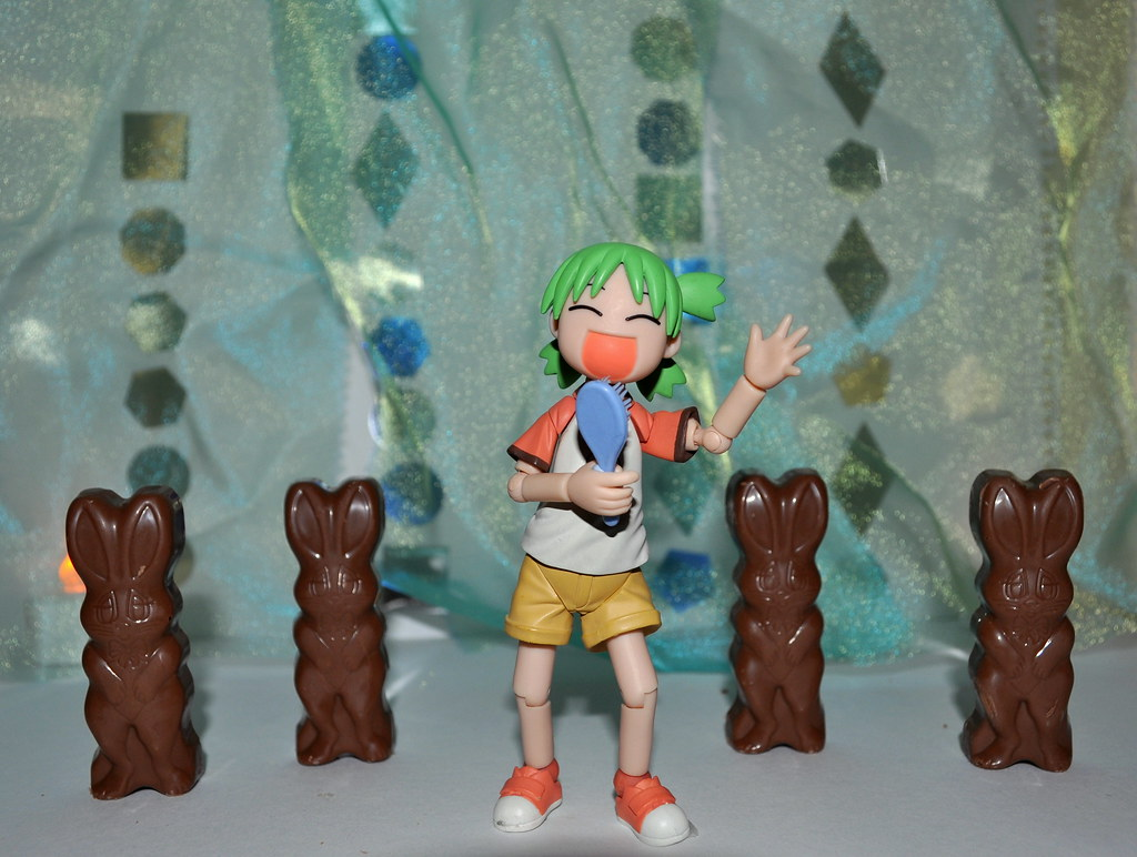 Yotsuba and the Bunny Girls