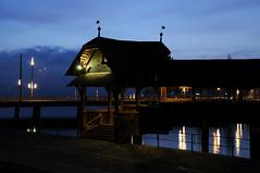 Luzern (fotojaps) Tags: light schweiz switzerland suisse nacht gps nikkor morgen beleuchtung langzeitbelichtung blauestunde stativ kabelauslser afsnikkor1685mm13556ged