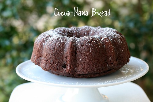 Cocoa-Nana Bread - Tuesdays with Dorie