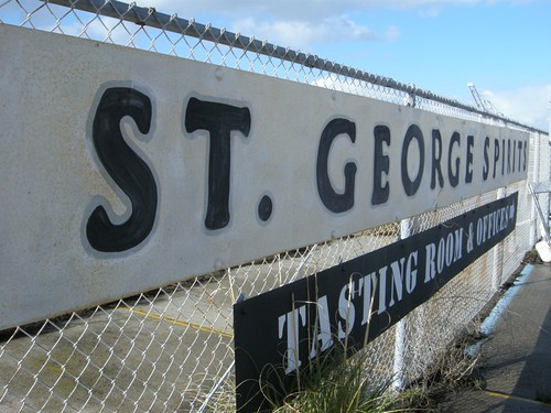 St. George Distillery