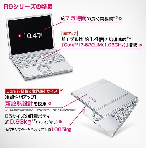 Panasonic CF-R9