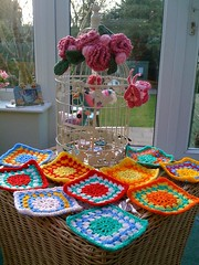 Pretty Squares from BrendaS2 (UK).