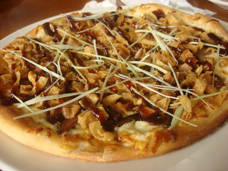 Duck Pizza. California Pizza Kitchen ...