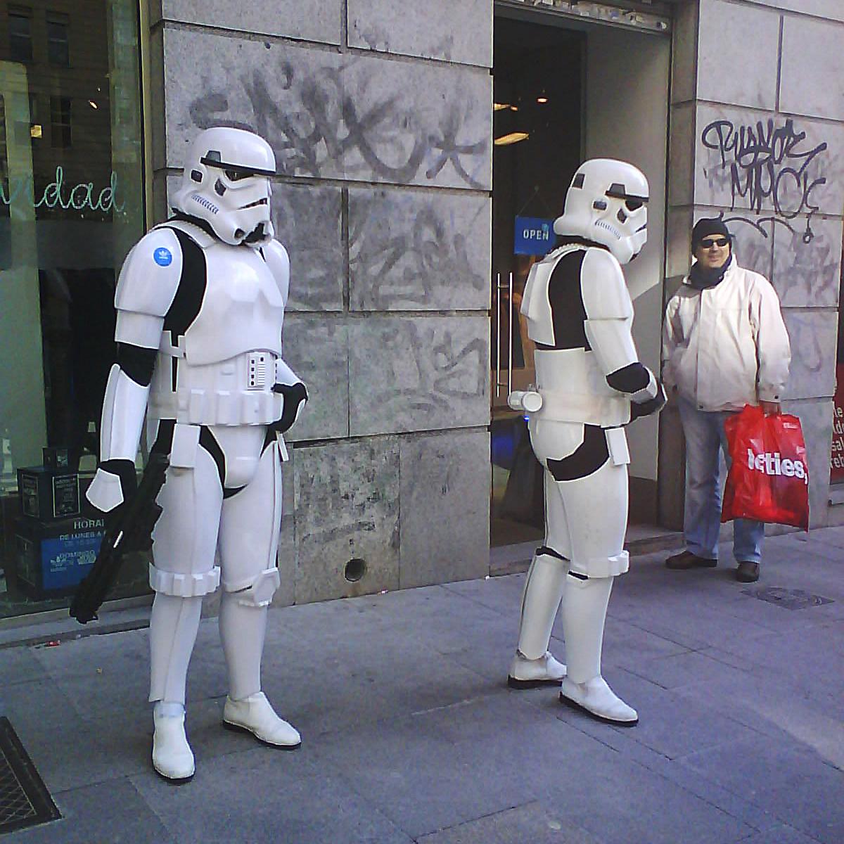 guardias imperiales
