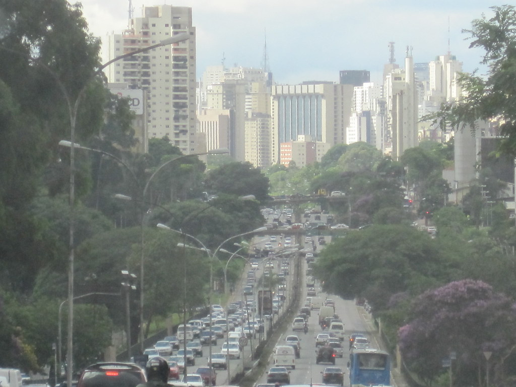 Sao Paulo, as attractive as it gets