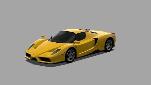 GT PSP - Ferrari Enzo Ferrari '02 par PlayStation.Blog.Europe