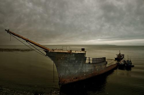 El Lord Lonsdale, Punta Arenas - Chile 027/365