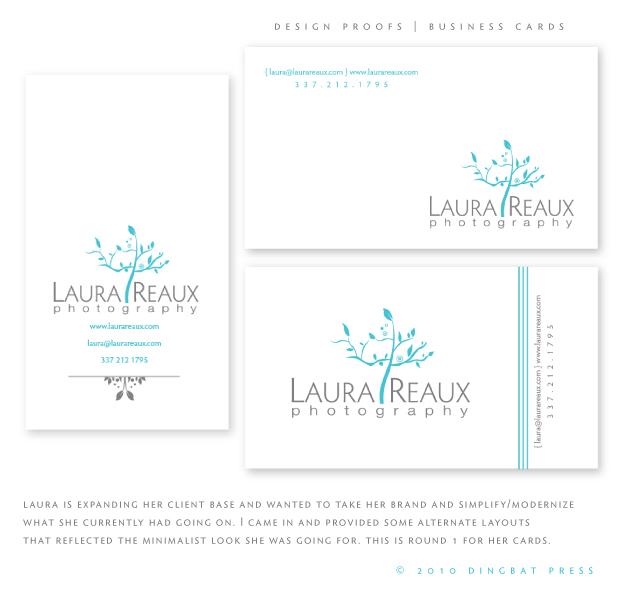 Laura Reaux Photo RI Design Proofs