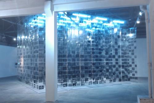 电视图像迷宫立方体