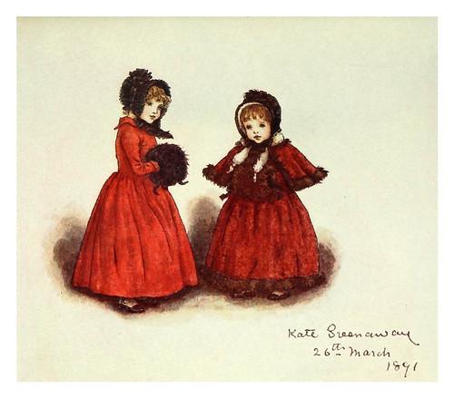 008- A dar un paseo-Kate Greenaway 1905- Marion Spielmann y George Layard