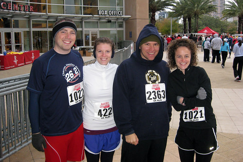 John, Melissa, Jose & Kelly