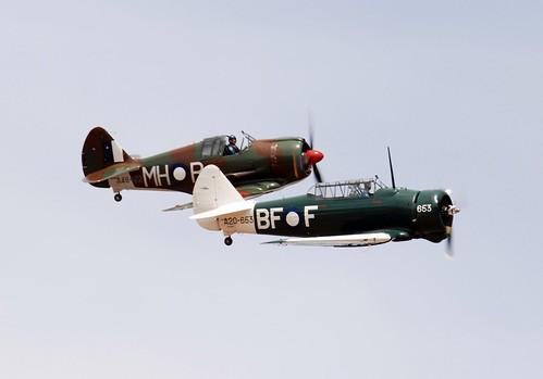 CA-16 Wirraway and CA-13 Boomerang