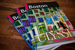 Cover to Ulysse Boston City Guide (Bill from Boston) Tags: city boston cover guide hooray ulysse