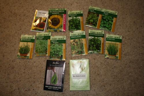 2010 Herbs