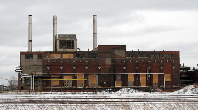 Schoellkopf Power House - Buffalo, NY